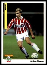 Panini Voetbal Cards 94 Arthur Numan PSV Eindhoven No. 37