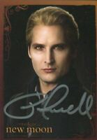 The Twilight Saga: New Moon Peter Facinelli as Carlisle Cullen Autograph Card