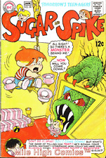 SUGAR AND SPIKE (1956 Series) #80 Good Comics Book