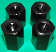 Pack of 4 Coupling Nuts M6 stud