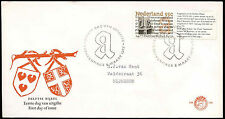 Netherlands 1977 Delft Bible FDC First Day Cover #C27598