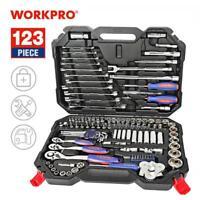 Mechanic Tool Set Hand for Car Repair Kit Ratchet Spanner Wrench Socket Set