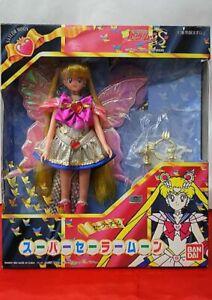 Bandai Manga Super Sailor Moon / Sailor Team Figure Doll from Japan Novelty