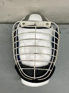 Extremely Rare 60s - 70s Jofa 266.51 Vintage Hockey Goalie Mask Cage Sweden