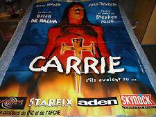 AFFICHE   HORREUR / DE PALMA / SPACEK / CARRIE