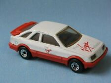 MATCHBOX FORD SIERRA XR4i Virgin Atlantic Airways compagnia RACING toy model car