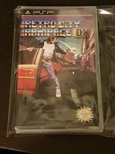 Retro City Rampage DX (PSP) case and manual only, limited to 3000 copies