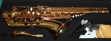Saxophone Alto Mib/fa# New Orleans Nickele' cles Or bec DVD Access