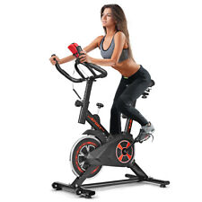 Gymnastic Fitness Cycling Bike Cardio Exercise Equipment Cycle Home& Office