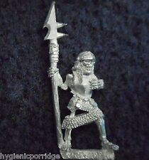1996 Undead Armoured Skeleton Spear 1 Citadel Warhammer Army Warrior Tomb Kings