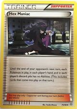 HEX MANIAC 75/98 - XY ANCIENT ORIGINS POKEMON TRAINER CARD - IN STOCK