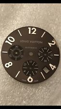 Louis Vuitton Watch Dial For Mens Tambour Chronograph