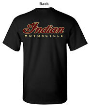 INDIAN MOTORCYCLE VINTAGE LOGO T-SHIRT  SHORT SLEEVE