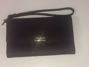 Kate Spade Trifold Wallet Wristlet With Phone Holder NWOT