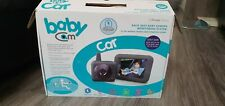 Baby Cam In Car Wireless Baby Child Monitor Night Vision Rechargeable