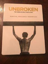 Unbroken (Blu-ray/DVD, Includes Digital Copy SteelBook Only  Best Buy)