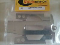Champion 420 NEW 1/24 Turbo - Flex Slot Car Chassis - Steel Chassis Only In Bag