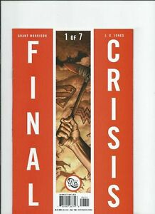 DC Comics Final Crisis NM-/M 2008