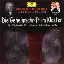 HUBERT/TREUSCH,HERMANN/+ SCHLEMMER - KRIMIS-DIE GEHEIMSCHRIFT IM KLOSTER CD NEU