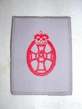 British Army Military Nurse QARANC Cloth Patch / Badge