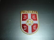 Serbia National Soccer Team-Patch-(2,2 x 3)