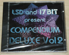 CD: LSD and 17 Bits Compendium DELUXE VOL 2 (Amiga, 1995, Jewel-Case) NEUF!