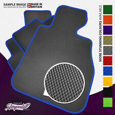 Skoda Superb II Car Mats 2008 - 2015 Diamond Rubber