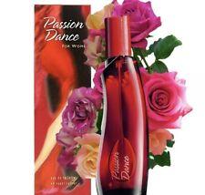 BRAND NEW Avon PASSION DANCE Eau de Toilette 50ml fragrance **DISCONTINUED**