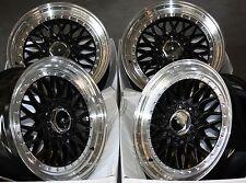 """17"""" BLACK RS ALLOY WHEELS FITS BMW MINI R50 R52 R55 R56 R57 R58 R59"""