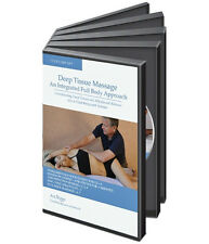 Art Riggs Deep Tissue Massage: An Integrated Full Body Approach 7 DVD Video Set