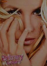 BRITNEY SPEARS - A4 Poster (ca. 21 x 28 cm) - Clippings Fan Sammlung NEU