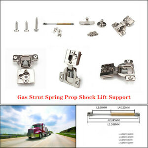 Gas Strut Spring Prop Shock Lift Support For Kitchen Cabinet-Door Set Of 10 Kit