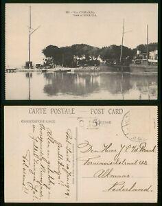 Mayfairstamps Egypt 1929 Ismaila to Alkmaar Netherlands Picture Postcard wwp8158