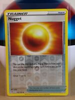 Nugget  162/192 S&S: Rebel Clash  Reverse Holo  Mint/NM Pokemon