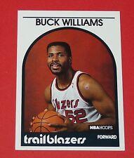 # 315 BUCK WILLIAMS TRAILBLAZERS PORTLAND 1989 NBA HOOPS BASKETBALL CARD