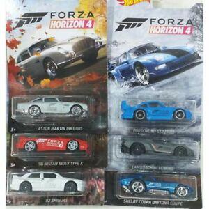 2019 Hot Wheels Forza Horizon 4 Series Diecast Metal Cars 1:64 PRIORITY SHIPPING