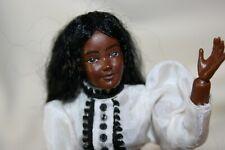 Miniature Dollhouse Heidi Ott Ball Jointed BJD Young Girl  Doll Victorian Dress
