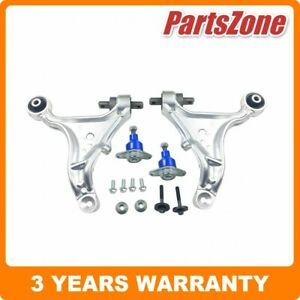 Front Lower Control Arm Arms Ball Joint Suspension Kit Fit for Volvo S60 V70