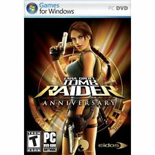 Lara Croft:Tomb Raider Anniversary (PC-Jewel Case, 2007, Win98, Win2000, WinXP)