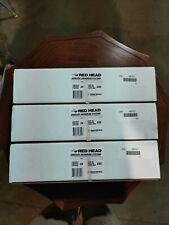 New listing Itw Red Head E55 24pk Nozzles for A7 Chemical Anchor. Un open box (Z)