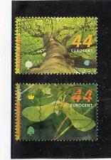 Holanda Flora Serie del año 2007 (CJ-862)