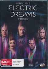 Electric Dreams Season one 1 First DVD NEW Region 4