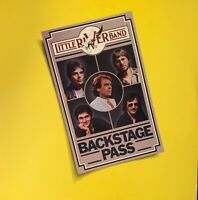 LITTLE RIVER BAND*Pre-Owned Double LP**BACKSTAGE PASS**GATEFOLD*RARELY PLAYED