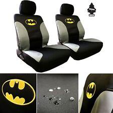 For Jeep New DC Comic Batman Sideless Neoprene Waterproof Car Seat Cover