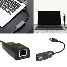 USB 3.0 to Mbps Gigabit RJ45 Ethernet LAN Adapter Converter for PC Tablet