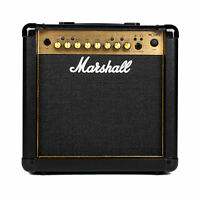 Marshall MG15GFX 15-Watt Combo Guitar Amplifier