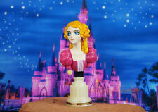 Rose of Versailles France Queen Marie Antoinette Bust Model Figure Cake Topper