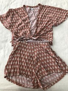 Sir The Label - Playsuit - Size 1