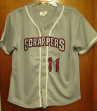 MAHONING VALLEY SCRAPPERS youth XL baseball jersey Armstrong kids Ohio 2011