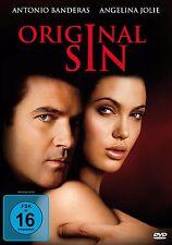 Original Sin - DVD - mit Angelina Jolie und Antonio Banderas - Filmjuwelen